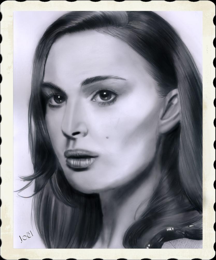 Natalie Portman par klk68